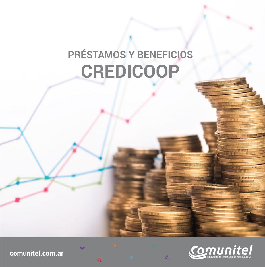FINANCIÁ TU OBRA Y EQUIPAMIENTOS - LÍNEA CREDICOOP