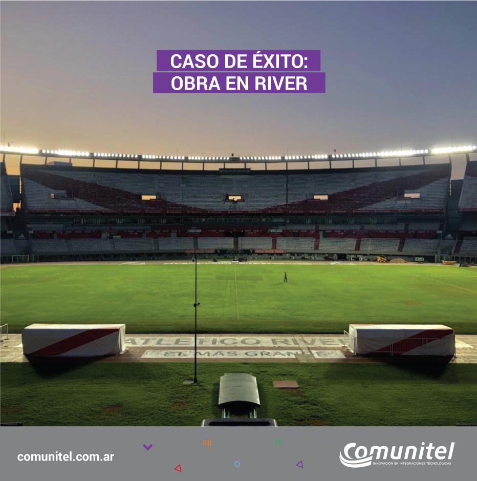 CASO DE ÉXITO: AUTOMATIZACIÓN EN RIVER