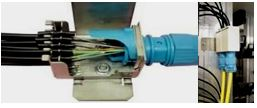 FTTH RFO DECAM D18 CLAMP KIT